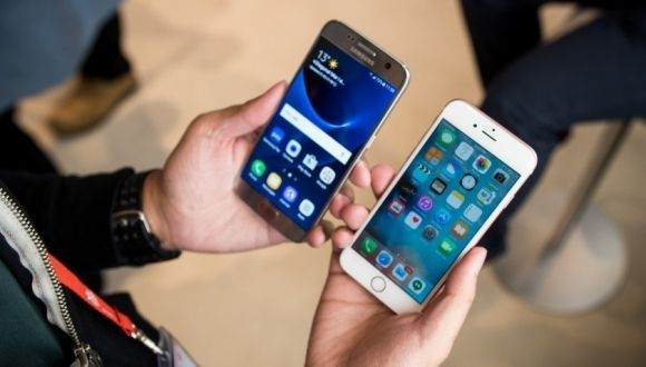 iPhone 7 – Galaxy S7 Karşılaştırması 1