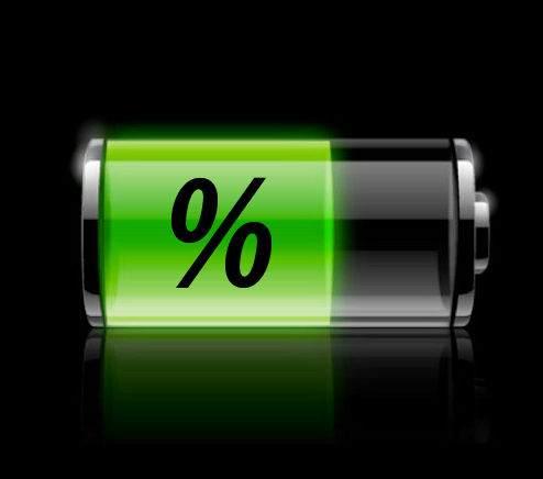 iPhone Pil Şarj Durumunu Yüzde Olarak Gösterme 1