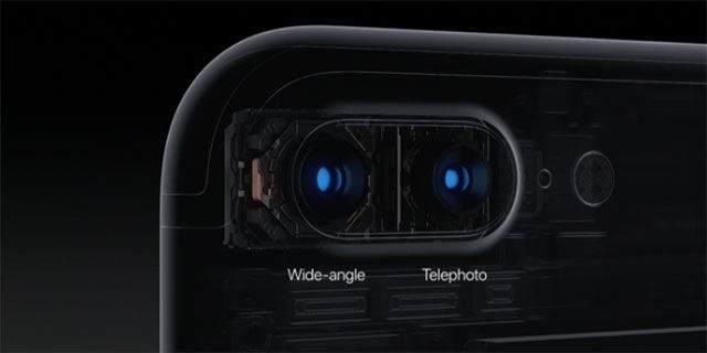 iPhone 7 ve 7 Plus Kamera Özellikleri