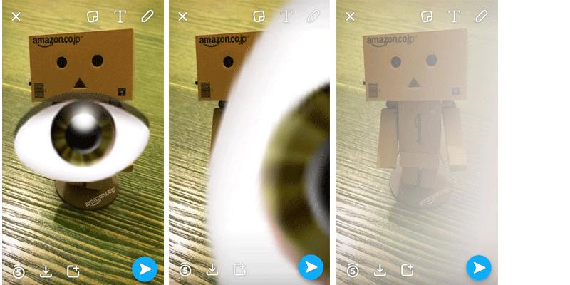 snapchat-emoji-filtre