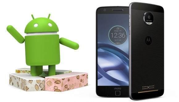 Android 7.0 Nougat Alacak Motorola Modelleri
