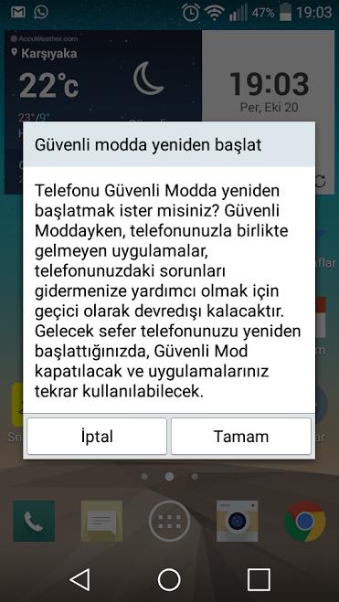 Android için İşe Yarar 6 Kısayol