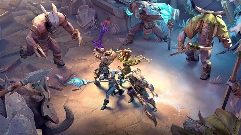 Android için En İyi 5 Mobil MMORPG Oyunu 1