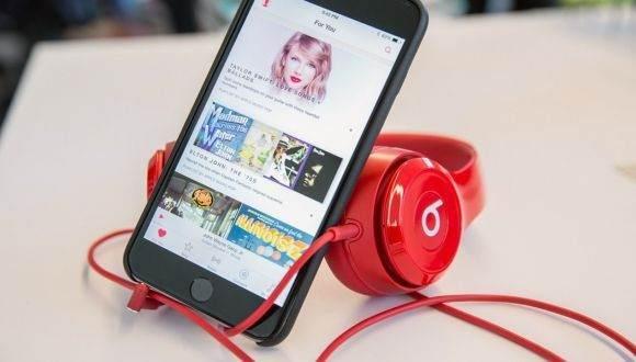 Apple Müzik Şarkı Sözlerini Gösterme 1