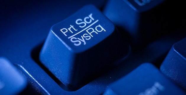 Bilgisayarda Ekran Görüntüsü Alma 1