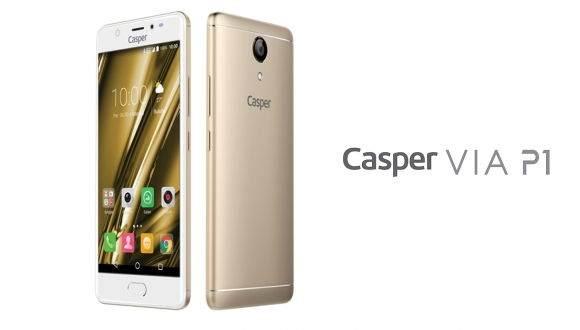 Casper VIA P1 Özellikleri 1