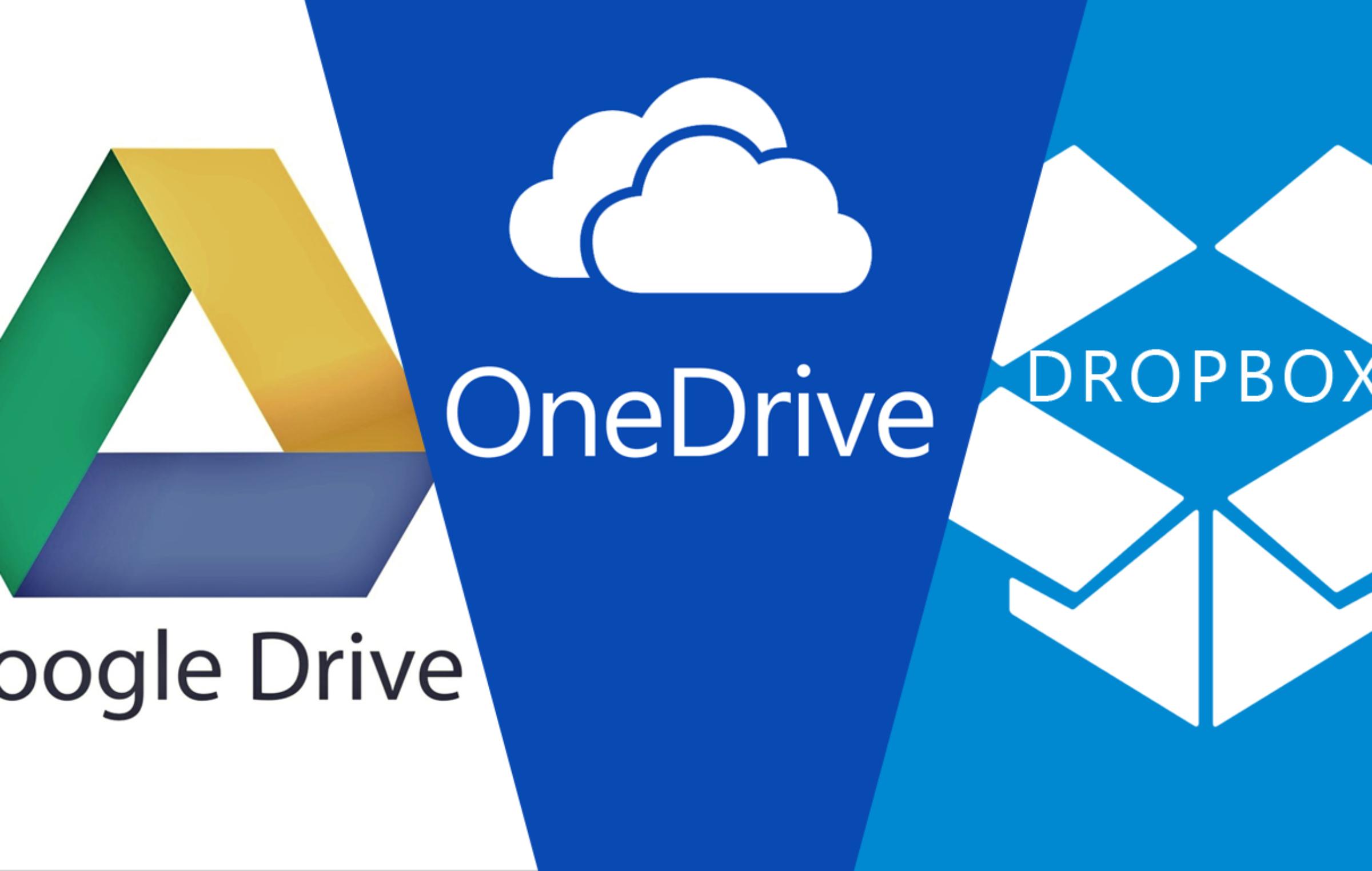 Dropbox, Google Drive, OneDrive ve GitHub'a Nasıl Girilir ? 1