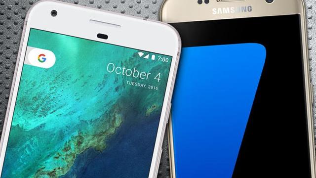 Galaxy S7 ve Google Pixel Karşılaştırması 1