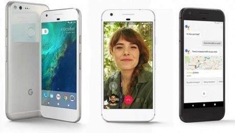 Google Pixel XL Özellikleri