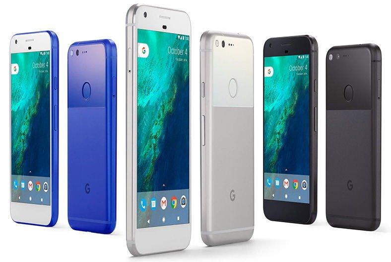 Google Pixel XL Ekran ve Kasa Özellikleri