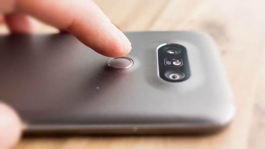 LG G5 Parmak izi Ekleme 1