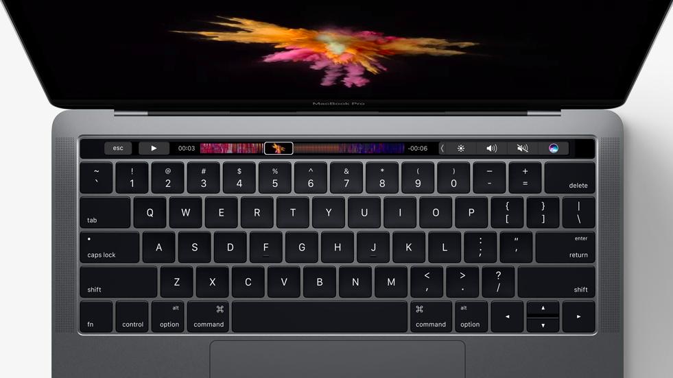 MacBook'daki TouchBar Nedir, Ne İşe Yarar ? 1
