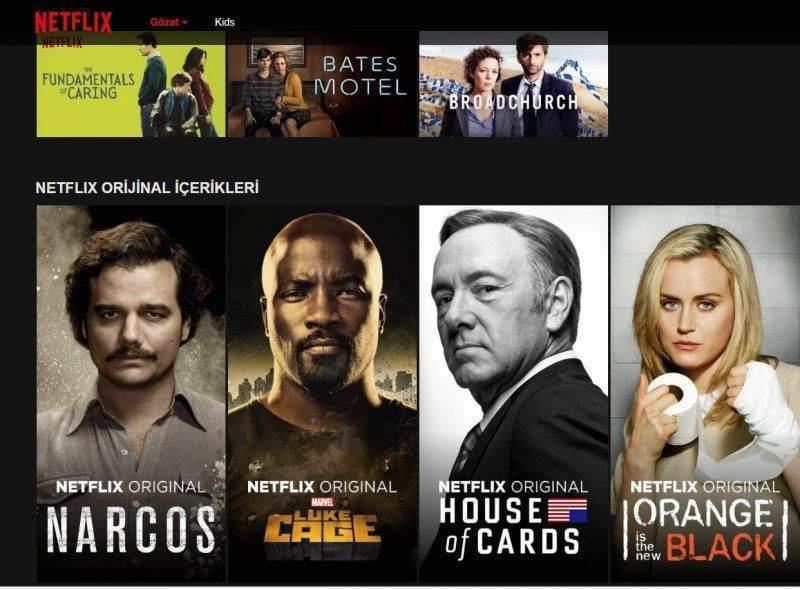 Netflix İzleyebileceğiniz Platformlar 1