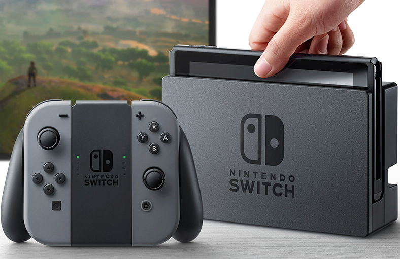 Nintendo Switch Nedir ? 1
