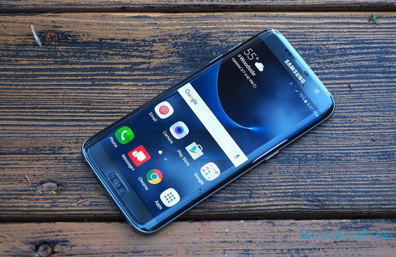 Samsung Galaxy S7 Edge Ekran ve Kasa Özellikleri