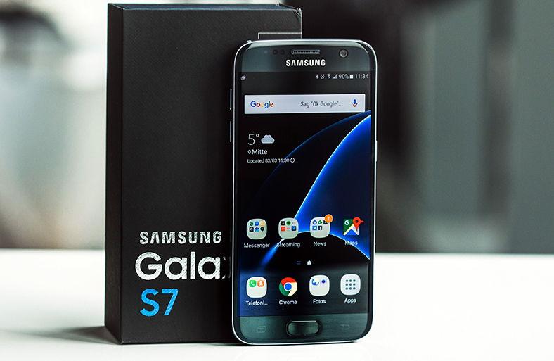 Samsung Galaxy S7 Ekran ve Kasa Özellikleri
