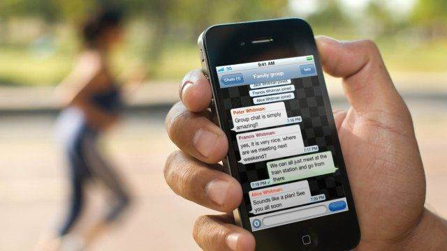 Siri ile WhatsApp'ta Mesaj Yazma 1