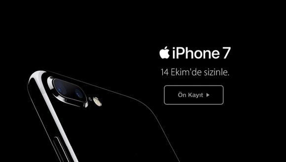 Turkcell – Vodafone iPhone 7 Fiyatları ve Ödeme Planları