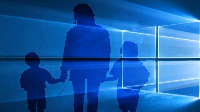 Windows 10 Çocuk Hesabı Ayarlarını Yapma 1