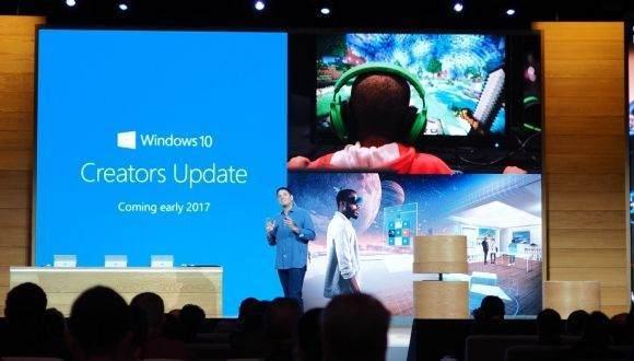 Windows 10 Creators ile Gelen Özellikler