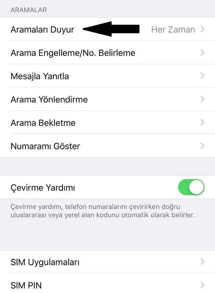 iPhone Arayan Kişinin İsmini Söylesin