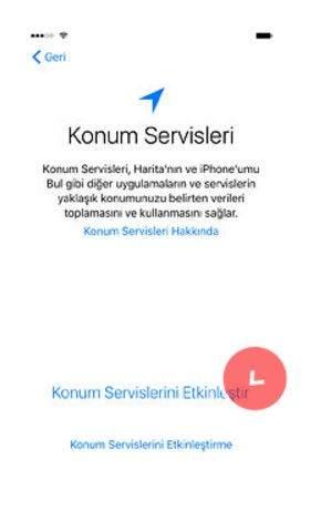 iPhone etkinlestirme _4