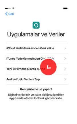 iPhone etkinlestirme _6