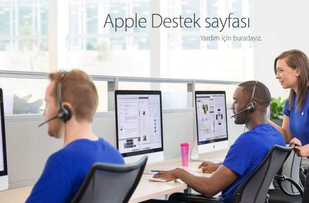iPhone, iPad, iPod ve Mac Garanti Sorgulama