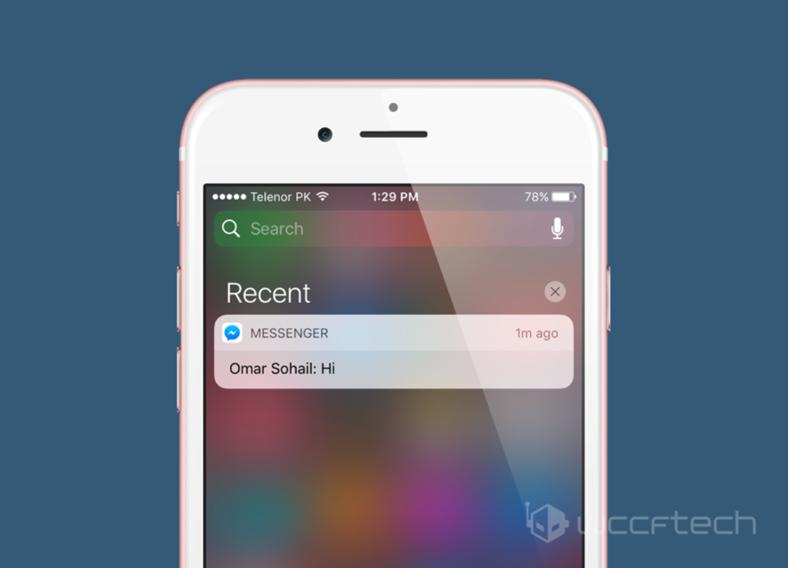 iPhone'da 3D Touch ile Tüm Bildirimler Nasıl Silinir ? 1