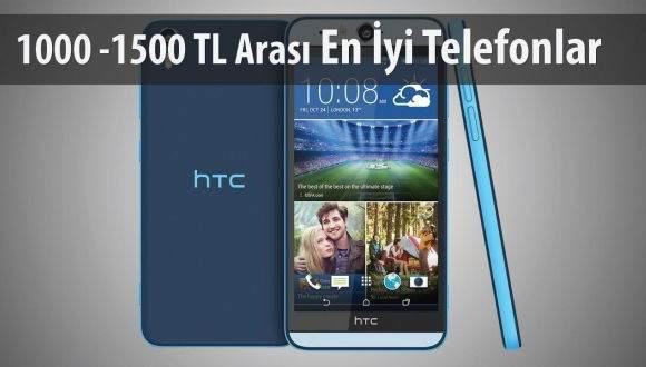 1000 TL – 1500 TL Aralığında Alınabilecek En İyi 10 Akıllı Telefon