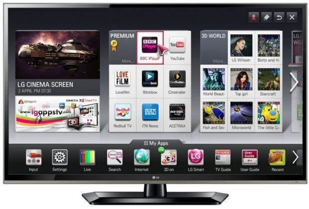 Akıllı Televizyon Alırken Dikkat Edeceğiniz 7 Şey