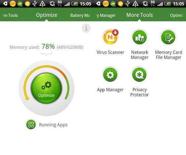 Android Performansını Arttıracak 5 Sistem Temizleme Uygulaması - Android-booster-free-uygulama