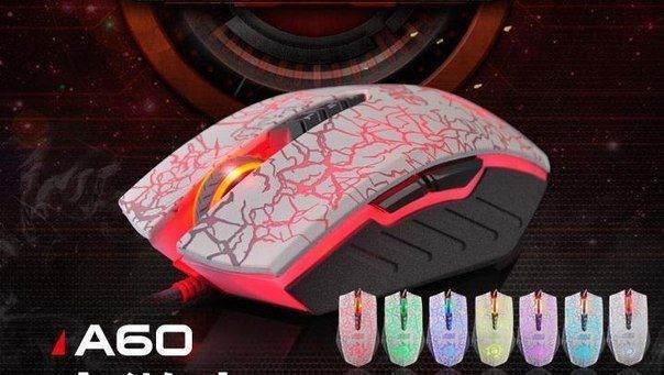 Uygun Fiyatlı En İdeal Oyuncu Mouseları - A4Tech A60