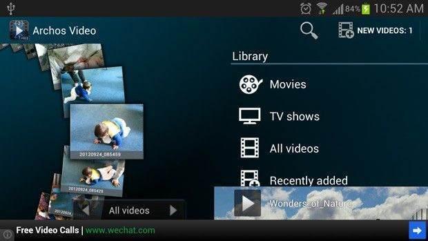 En İyi 7 Android Video Oynatıcı