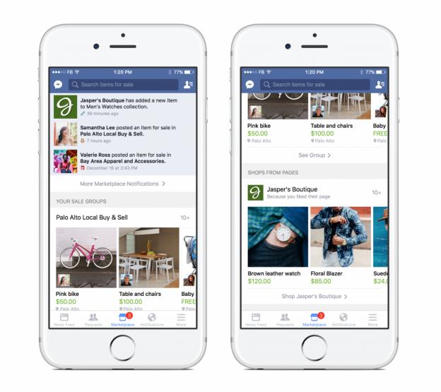 Facebook Marketplace Nedir, Nasıl Kullanılır
