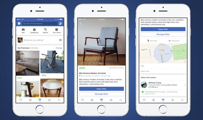 Facebook Marketplace Nasıl Kullanılır ?