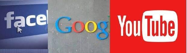 Facebook, Youtube, Google'da Arama Geçmişi Temizleme