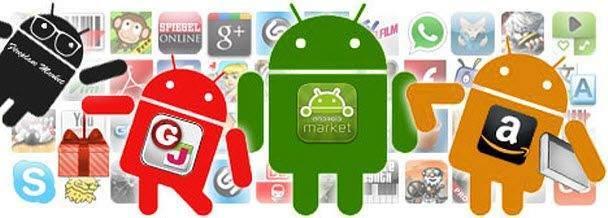 Google Play Alternatifi 5 Uygulama Mağazası 1
