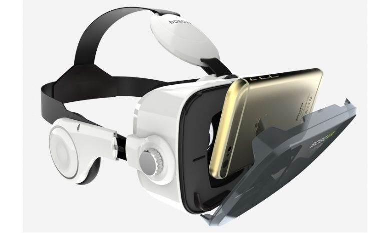 Orta Segmet Alınabilecek İdeal Özelliklerde 4 VR Gözlük - Bobo VR Z4 Sanal Gerçeklik Gözlüğü