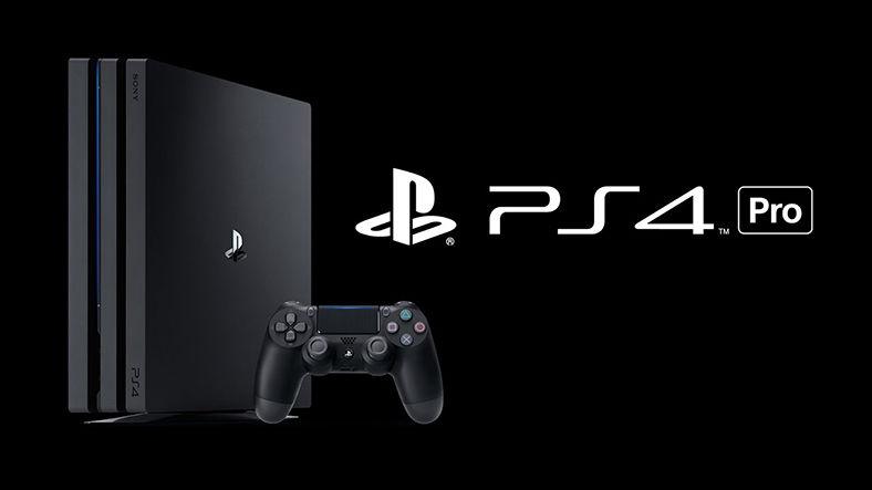 PS 1'den PS 4 Pro'ya PlayStation'un Değişimi - PlayStation 4 Pro (2016)