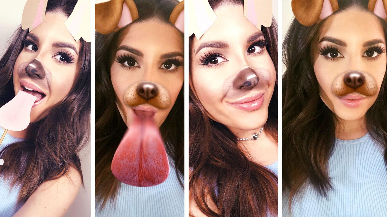 Snapchat Yüz Efektleri Nasıl Çalışır ?