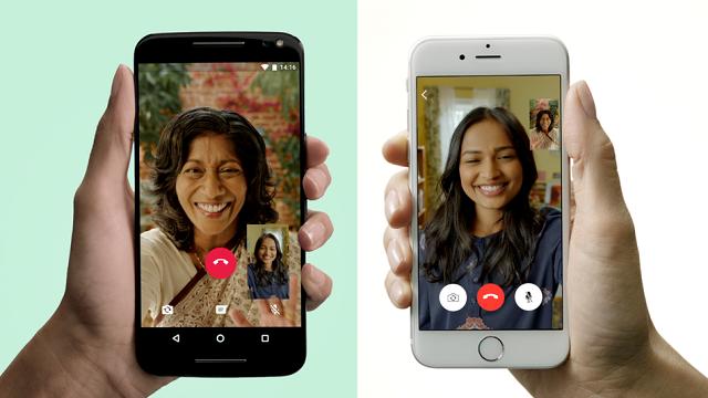 WhatsApp Görüntülü Konuşma Nasıl Yapılır ?