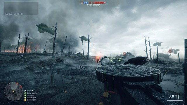 battlefield 1 ağır silahlar
