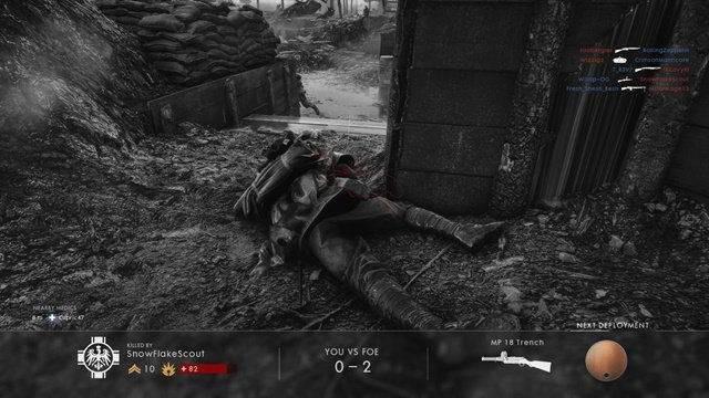 battlefield 1 dirilme ekranı