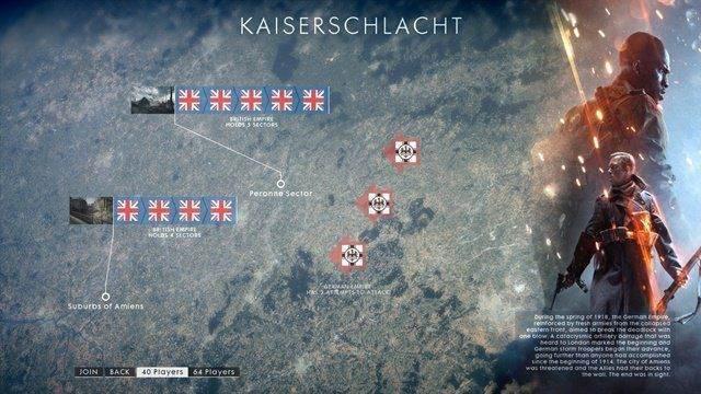 battlefield 1 operation mode