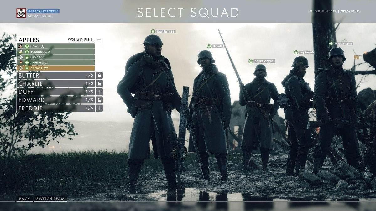 battlefield 1 balta