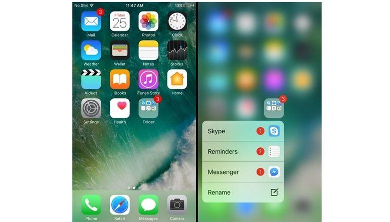 iPhone 3D Touch Bilmediğiniz 7 Özelliği
