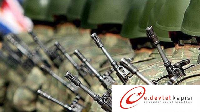 e-Devlet'te Askerlik İşlemleri Nasıl Yapılır ? 1
