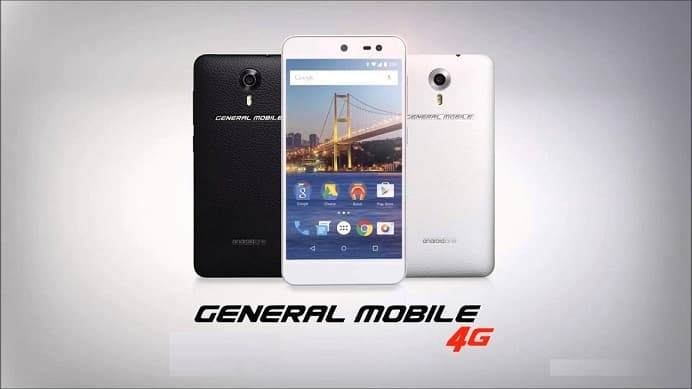 General Mobile 4G Driver