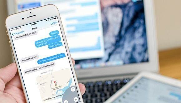 iMessage'da Spam Mesajları Engelleme 1